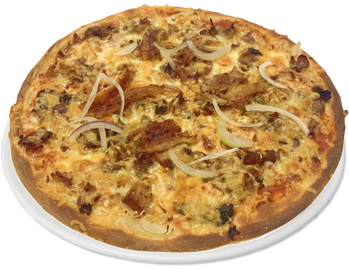 Pizza MG Grill