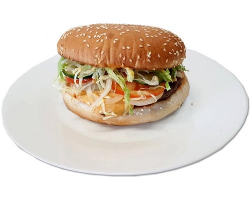 Giant-Burger-Menü
