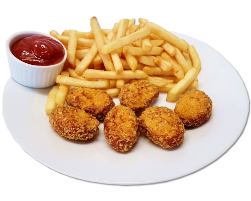 Chicken Nuggets (6 Stück)-Copy