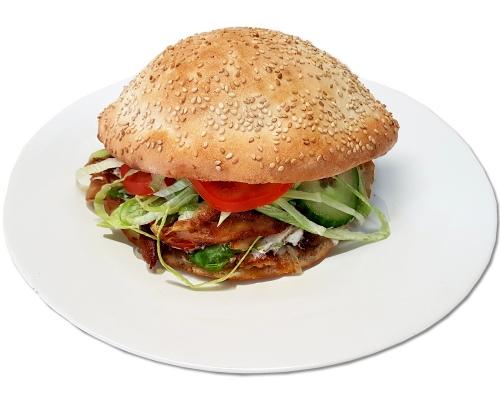 Falafel im Brot