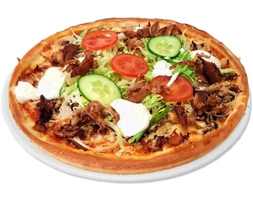 Pizza MG Grill Spezial