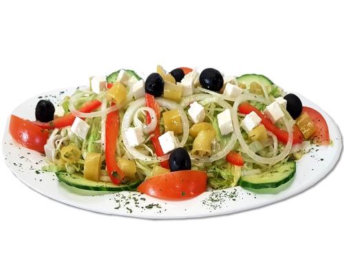 Kurdischer Salat