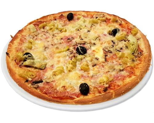 Pizza Cappriciosa